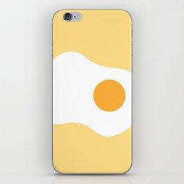#2 Egg iPhone Skin
