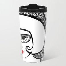 DEAR DETECTIVE Metal Travel Mug