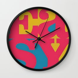 Easy Wall Clock