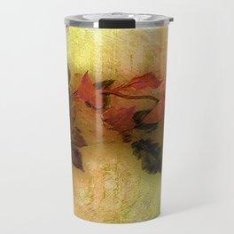 Ice Age rose Travel Mug