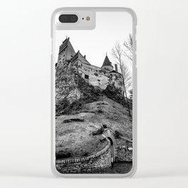 Castelul Bran Clear iPhone Case