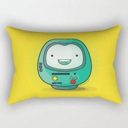 Daruma: BMO Rectangular Pillow