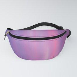 Beautiful Purple Lavender Sunset Fanny Pack
