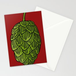 Hops Stationery Cards