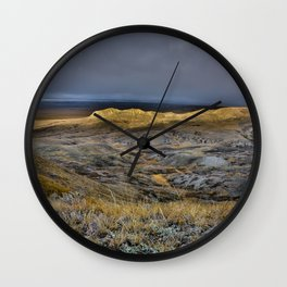 Glorious Grasslands Wall Clock