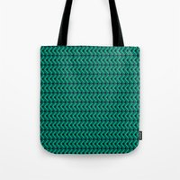 knitting Tote Bags featuring Knitting by Diogo Coito