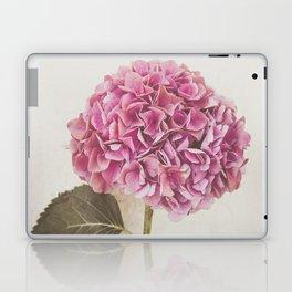 Beautiful Pink Hydrangea Laptop & iPad Skin