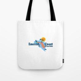 Emerald Coast - Florida . Tote Bag