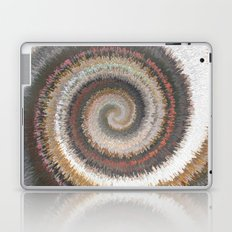 Swirls of digital paint Laptop & iPad Skin