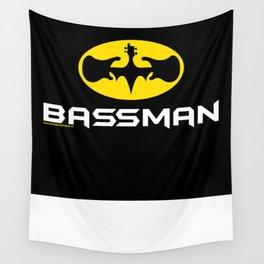 Bassman Wall Tapestry