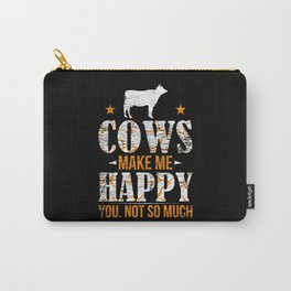 Cows Carry-All Pouch
