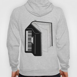 The sound of the pages Hoody