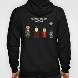 Avatar Selection Screen Hoody