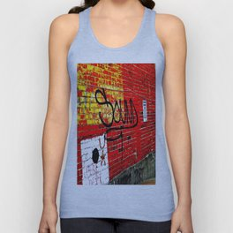 Wall of Sound Unisex Tank Top