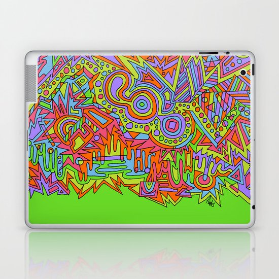 Maccles Laptop & iPad Skin