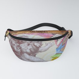Angelo dell Gatto - Variations on the theme of the Italian Baroque Fanny Pack