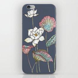 Lotus Symphony iPhone Skin