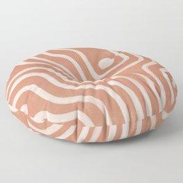 canyon flow Floor Pillow