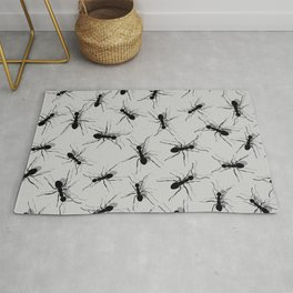 Ants All Over Rug