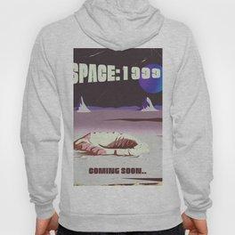 Space: 1999 promo vintage poster Hoody