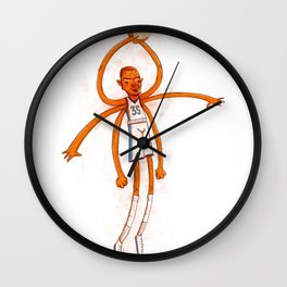 The Durantula Wall Clock