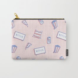Netflix & Chill Carry-All Pouch