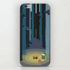 Kentucky Route Zelda - Lost Woods iPhone & iPod Skin