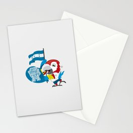 Viva Mi H Stationery Cards