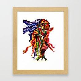 Squidusa Framed Art Print