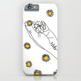 Miss Daisies iPhone Case