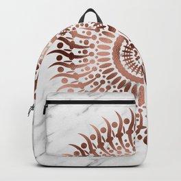 Mandala Boho Bohemian IV Backpack