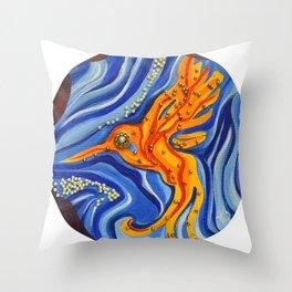 Celandine Throw Pillow