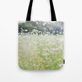 In a Field of Wildflowers Tote Bag