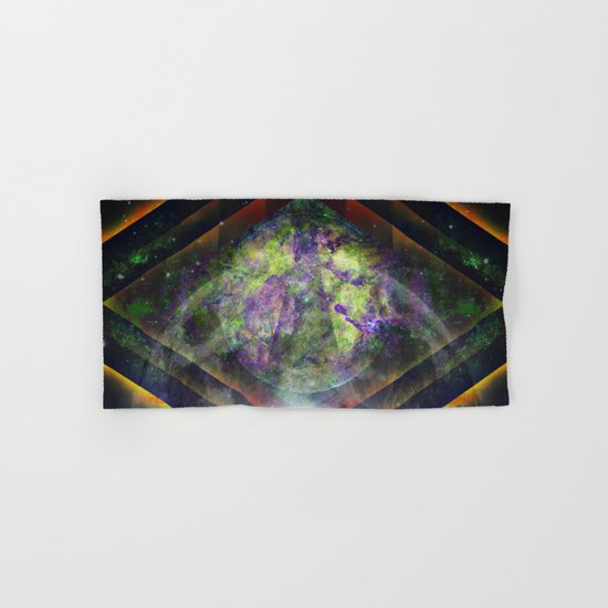 Parallel Worlds Hand & Bath Towel