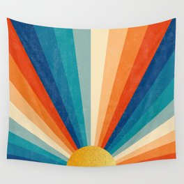 Sunrise #10 Wall Tapestry