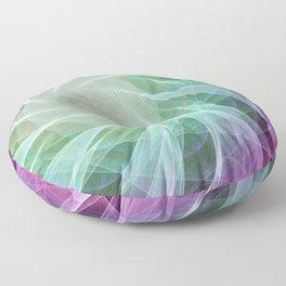 Whirlpool Diamond 2 Computer Art Floor Pillow