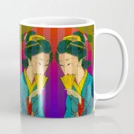 2 Geishas Coffee Mug