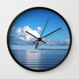 Bring Home The Beach Wall Clock