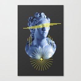 BLUE SOUL Canvas Print