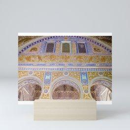 Royal Palace Aesthetic II // Sevilla Mini Art Print