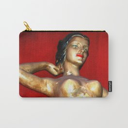 Lips of Red Carry-All Pouch