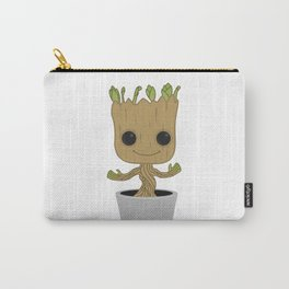 Little Groot Carry-All Pouch
