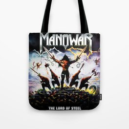 manowar lord of steel putro Tote Bag