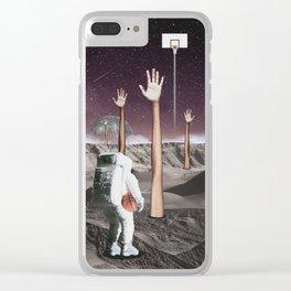 Hyperdunk Clear iPhone Case