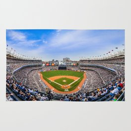 New York Yankees - Color Rug