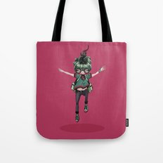 Jump to freedom Tote Bag