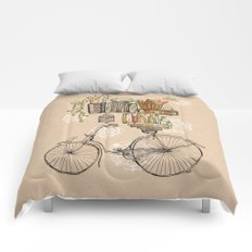 Pleasant Balance Comforters