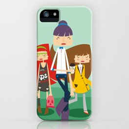 Kidults iPhone Case