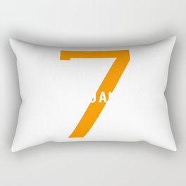 carmelo antony Rectangular Pillow