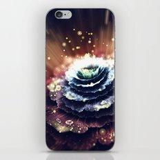 Flower digital Art 5 iPhone & iPod Skin